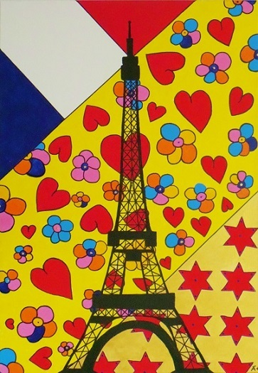 """Paris in Love"" 2016 R"