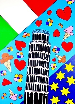 """Pisa in Love"" 2016 ""R"""